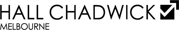 Hall Chadwick Melbourne Mobile Logo