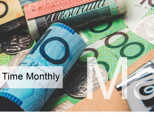 Tax Time Monthly May 2018
