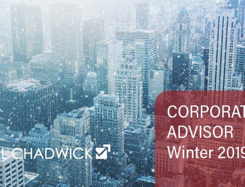 Hall Chadwick Corporate Advisor Winter edition
