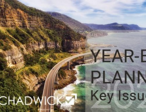 End of Financial Year Planning 2020
