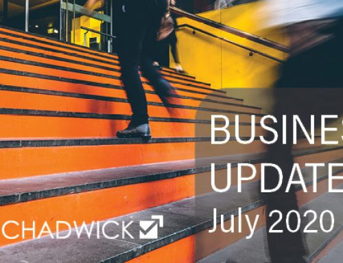 Business Update July 2020