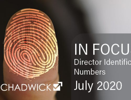 Director Identification Numbers set to provide traceability of director relationships