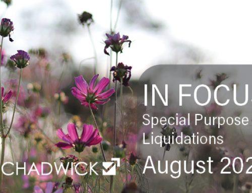 In Focus: Special Purpose Liquidations