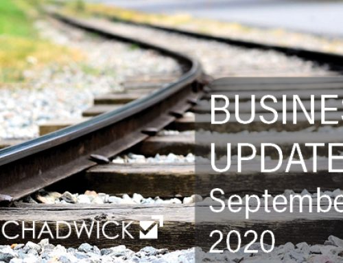 Business Update September 2020