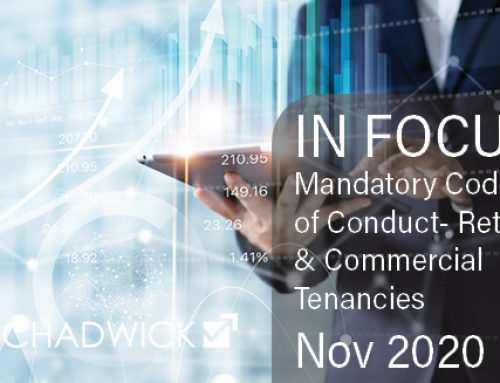 In Focus: Mandatory Code of Conduct- Retail & Commercial Tenancies