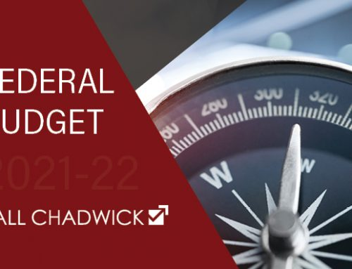 Foreign Investors & the Federal Budget 2021-22