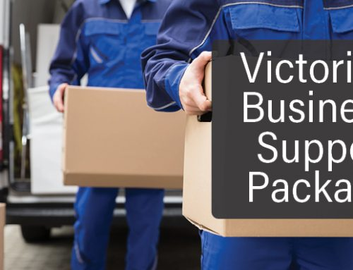 State Lockdown: Support for Victorian businesses